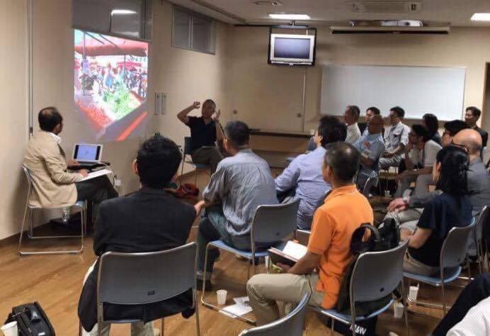 【リポート】Vol.10「Edition4時代に暮らす都市」~松本に移住した国際政治学者~