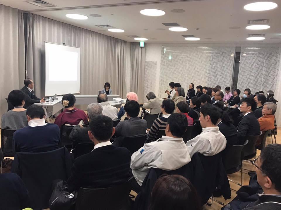 【リポート】ジセダイトークVol.22「外国人と共生する街へ」~日本語教育から介護現場まで~