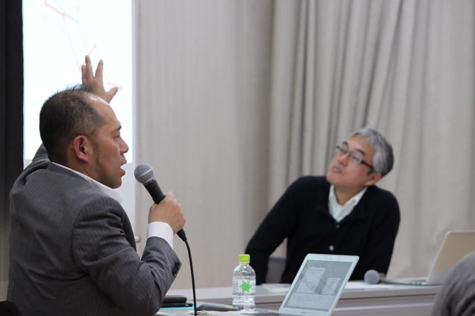 【リポート】ジセダイトーク NEO 「松本に議論を巻き起こそう」 ~再考 城と山のまち~