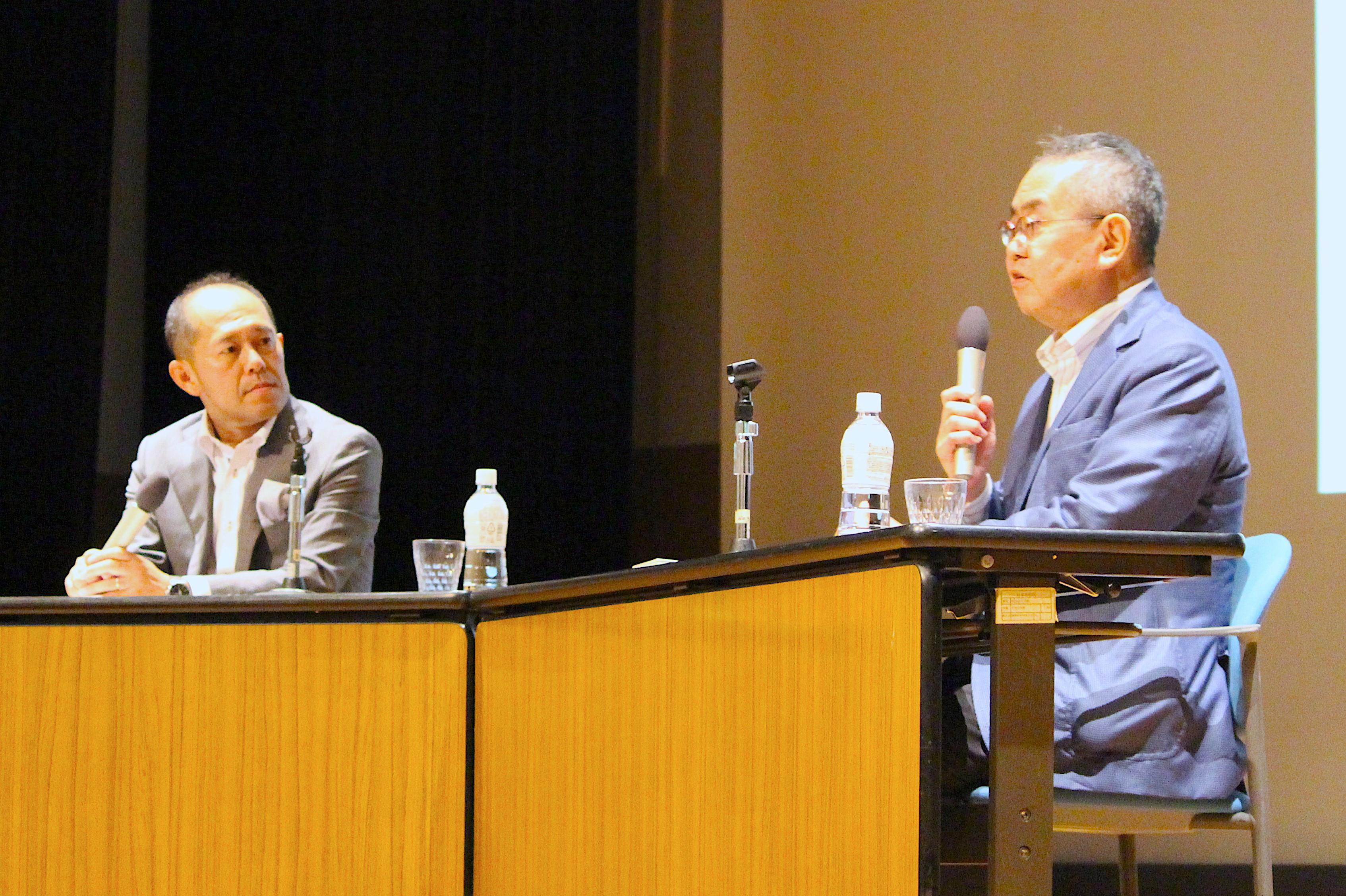 【リポート】クロストーク「時代の聴者が語る、これからの日本と松本」