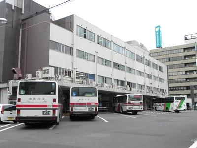バス ターミナル 中央 横浜