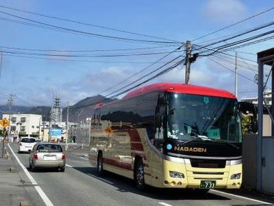 【長電バス】 長野マラソン当日の高速バス迂回運行(仮)長野 ...