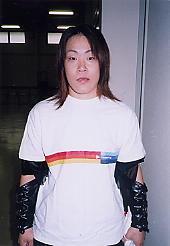上田市出身のプロレスラー蟹K☆IN...