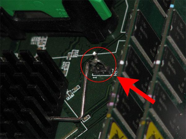 Heat Sink: Heat Sink Not Detected