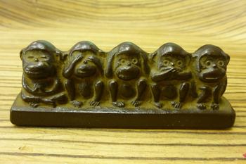 五猿の由来 須磨寺にて。 | Return to・・・~A L O …
