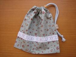 きんちゃく袋の作り方 その2