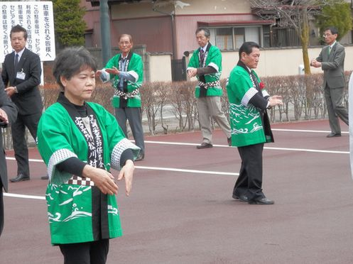 松川村観光協会 ブログ:安曇節会...