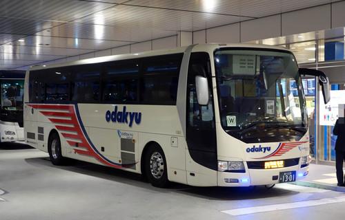 小田急 高速 バス