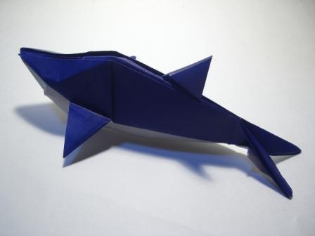 ハート 折り紙 折り紙海の生き物折り方 : marupee1013.naganoblog.jp