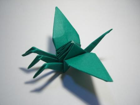 クリスマス 折り紙 折り紙 つる : marupee1013.naganoblog.jp