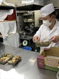 採れたて‼️ 松茸連日豊作です‼️ イケメン調理長 お客様に喜んで頂いております❤️画像