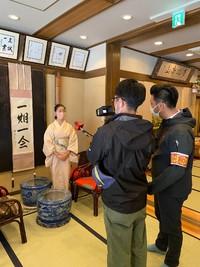 またまたテレビ出演か⁉️ テレビ東京『youは何しに日本へ』画像