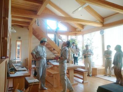 長野県林業士の皆さん、ようこそ