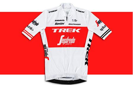 Trek-Segafredoツール限定チームジャージ発売です。