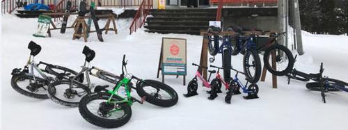 【戸狩温泉スキー場】 雪チャリスノーパーク12月21日オープン。