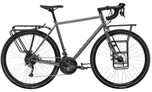 スチール製の頑丈な旅バイク、その名は「520」!