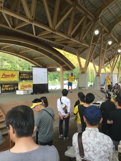 SDA王滝2017 5月前日説明会