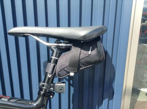 ボントレガーサドルバッグ Pro Small seat pack