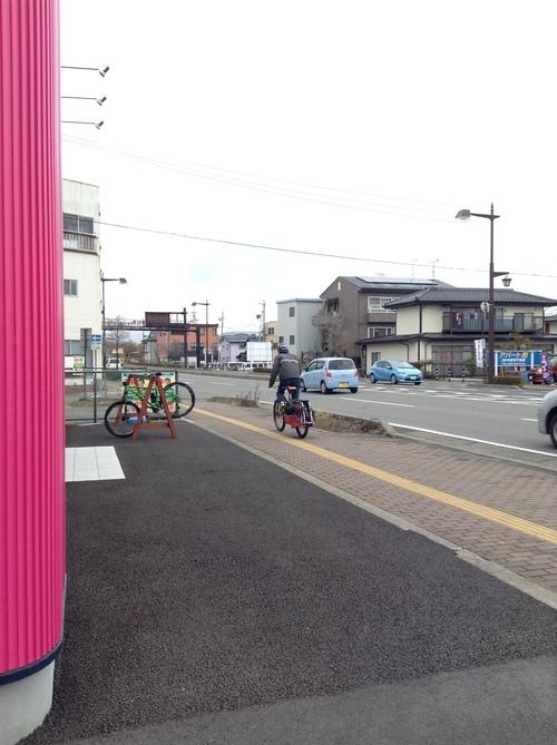 ロングテールバイク