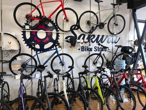 クロスバイクの選び方♪♪