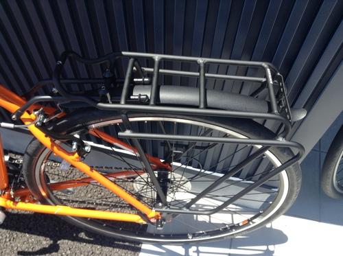 自転車リアキャリア ボントレガーBackRack DeluxeL