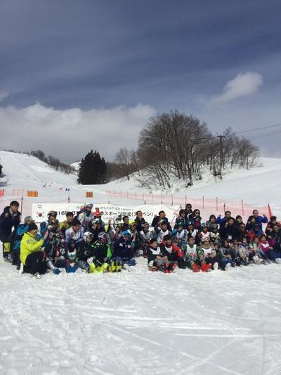 戸狩スキー場