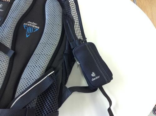 ドイターフォンバッグ 肩紐に付けるバッグ