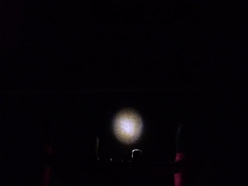 自転車フロントライト 暗いライト