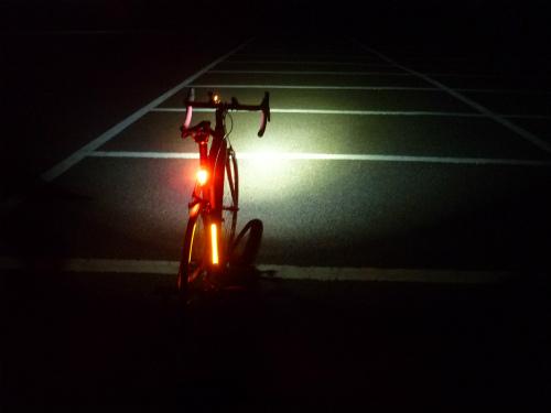 ボントレガー自転車ライト 前後