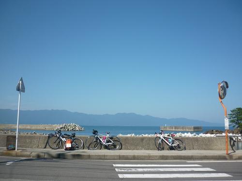 佐渡サイクリング