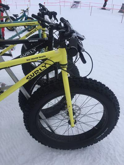ride2rock×国営アルプスあづみの公園 FATBIKE TEST RIDE