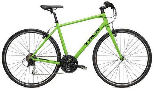 トレッククロスバイク7.4FX Greenグリーン