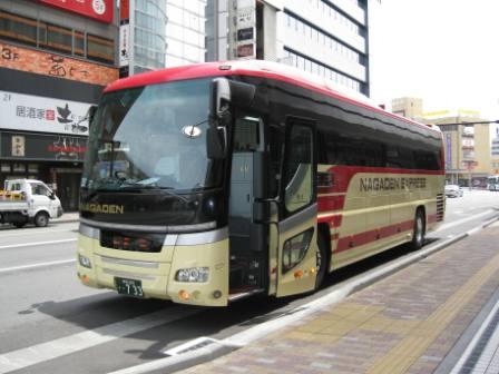 のりものパラダイス:バス